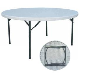 Table Ronde pliante-(116€ HT)