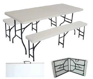 Table pliante (68€ HT)